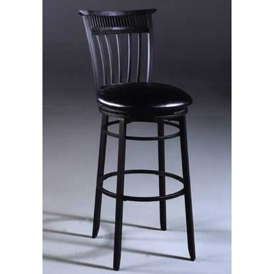 "Hillsdale Furniture Cottage 26"" Swivel Bar Stool"