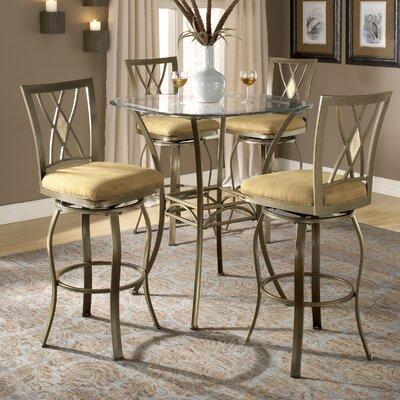 Brookside Bar Height Bistro Table Set