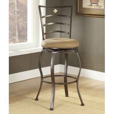 "Hillsdale Furniture Marin 30"" Swivel Bar Stool"