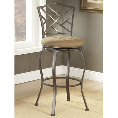 "Hillsdale Furniture Hanover 24"" Swivel Counter Stool"