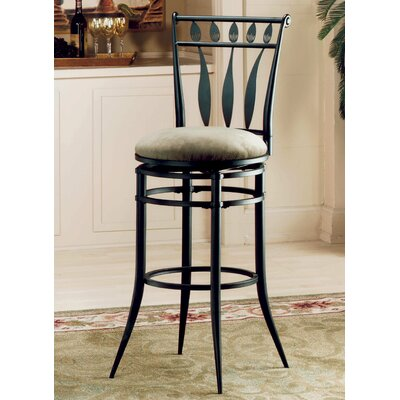 "Hillsdale Furniture Hudson 26"" Swivel Bar Stool"