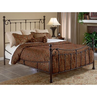 Hillsdale Furniture Riverside Metal Bed