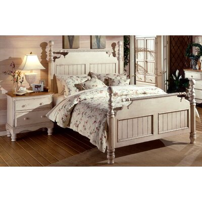 Hillsdale Furniture Wilshire Four Poster Bedroom Collection