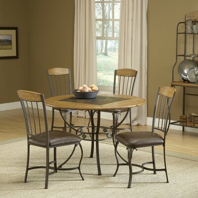 Hillsdale Furniture Lakeview 5 Piece Dining Set