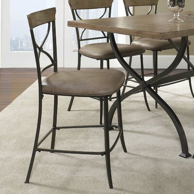 Hillsdale Charleston 30 Quot Swivel Bar Stool With Cushion