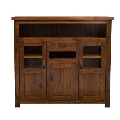 Hillsdale Furniture Outback 4 Bottle Wine Cabinet