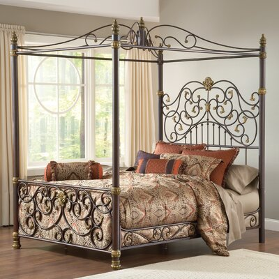 Hillsdale Furniture Stanton Canopy Bed