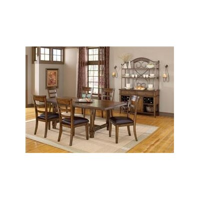Hillsdale Furniture Villagio 7 Piece Dining Set