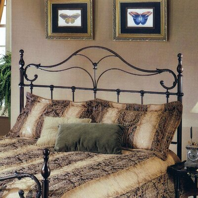 Hillsdale Furniture Bennett Metal Headboard