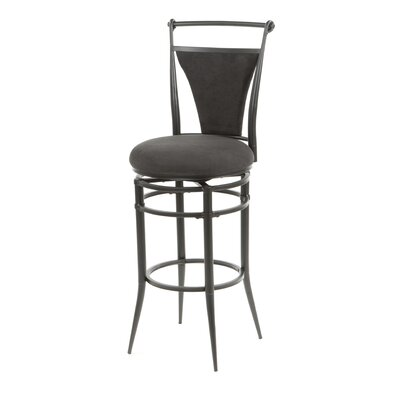 Hillsdale Furniture Cierra Bistro Set - Black Stools