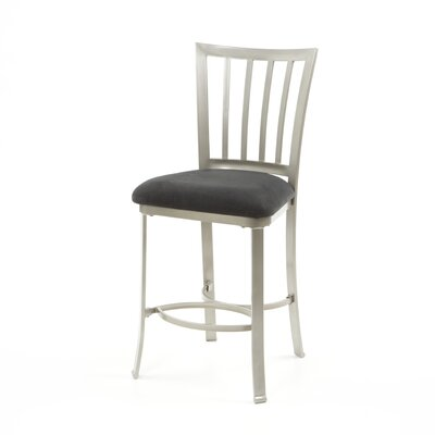 Hillsdale 26 In Delray Counter Stool Contemporary Bar