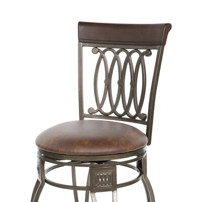 "Hillsdale Furniture Montello 30"" Swivel Bar Stool"