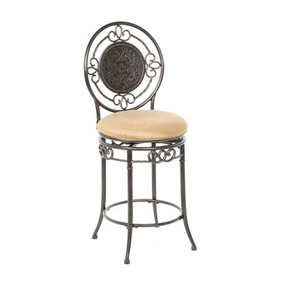 "Hillsdale Furniture Richland 26"" Swivel Bar Stool"