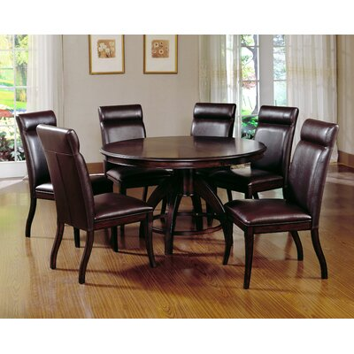 Hillsdale Furniture Nottingham 7 Piece Dining Set