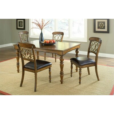 Hillsdale Furniture Bergamo 5 Piece Dining Set