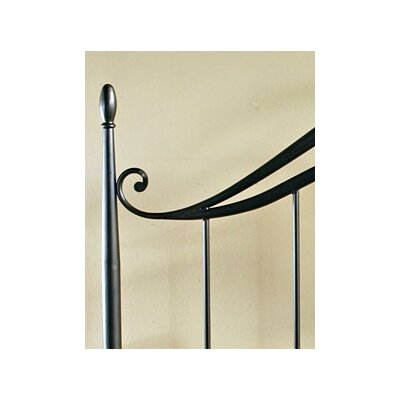 Hillsdale Furniture Kendall Metal Headboard
