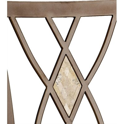 Hillsdale Furniture Brookside Diamond Back Swivel Bar Stool