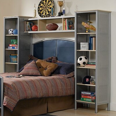Hillsdale Furniture Universal Youth Wall Storage Unit
