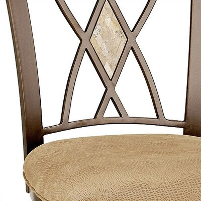 Hillsdale Furniture Brookside Bar Height Bistro Table Set