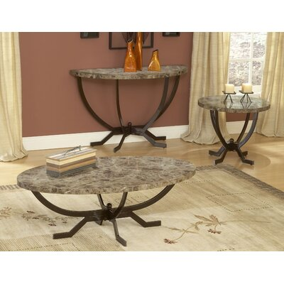 Hillsdale Furniture Monaco Coffee Table Set