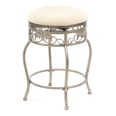"Bordeaux 26"" Swivel Bar Stool"