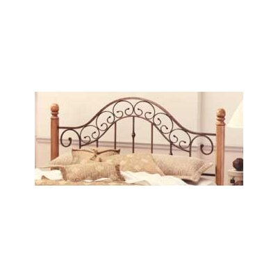 Hillsdale Furniture San Marco Metal Headboard