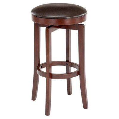 "<strong>Hillsdale Furniture</strong> Malone 31"" Swivel Bar Stool"