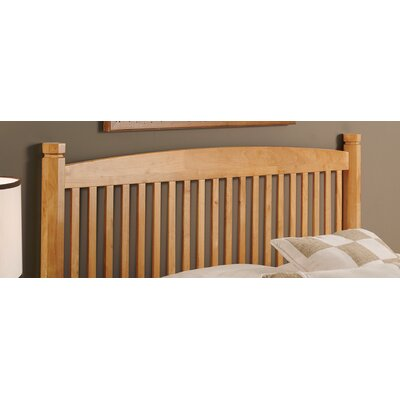 Hillsdale Furniture Oak Tree Slat Headboard