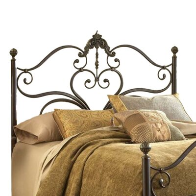 <strong>Hillsdale Furniture</strong> Newton Metal Headboard