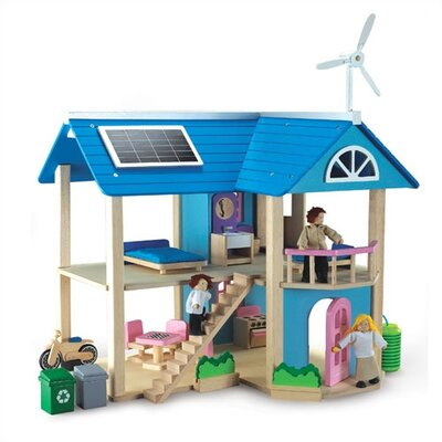Wonderworld WonderEducation Eco-Playhouse