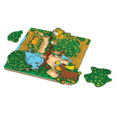 Wonderworld Peek-a-boo Puzzle