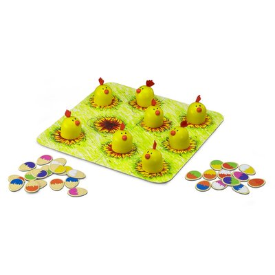 Wonderworld Chicky Memory Game