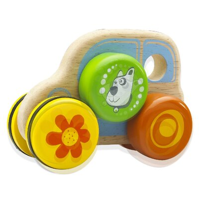 Wonderworld Puppy Car