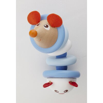 Wonderworld Cat Rattle in Blue