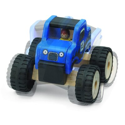 Wonderworld Big Wheel Truck