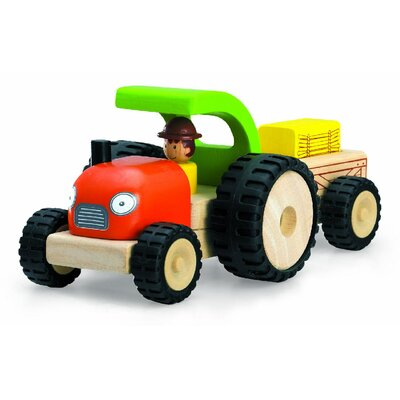 Wonderworld Mini Tractor