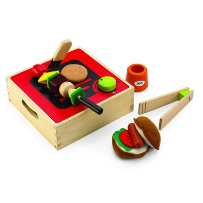 Wonderworld Bbq Picnic Set