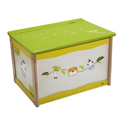 Wonderworld Safari Toy Chest