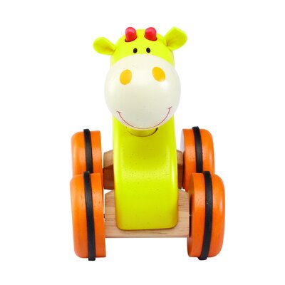 Wonderworld Wheely Giraffe