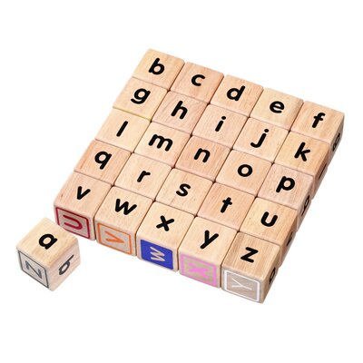 Wonderworld Wonder Abc Blocks