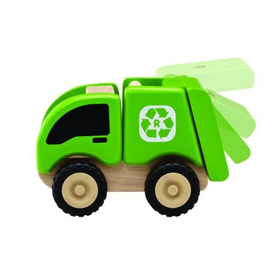 Wonderworld Mini Recyling Truck