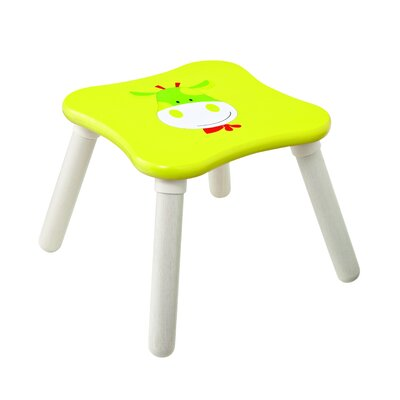 Giraffe Kid's Stool