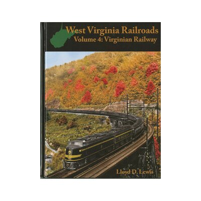 TLC Publishing West Virginia Railroads
