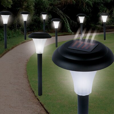 TerraTrade Bright Solar Accent Light (Set of 8)