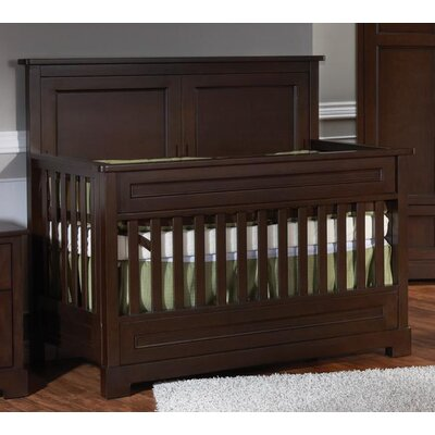 PALI Aria Crib Set in Mocacchino