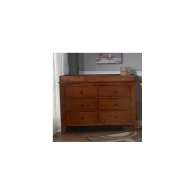 PALI Salerno 6 Drawer Dresser