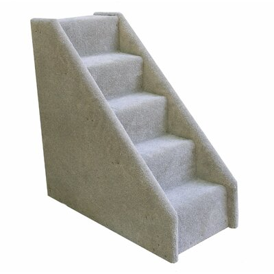 Bear's Stairs™ Mini Carpeted 5 Step Pet Stair