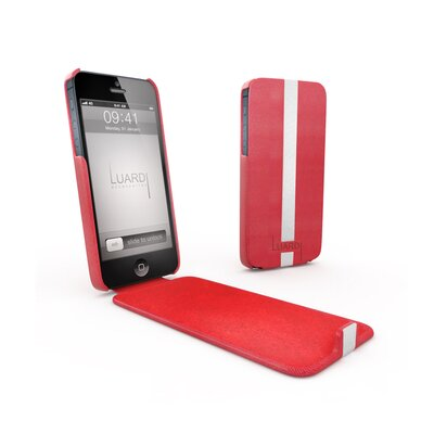 Luardi iPhone 5/5S Seamless Leather Case
