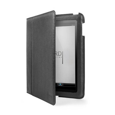 Luardi iPad 2/iPad 3 Soft Leather Stand Case