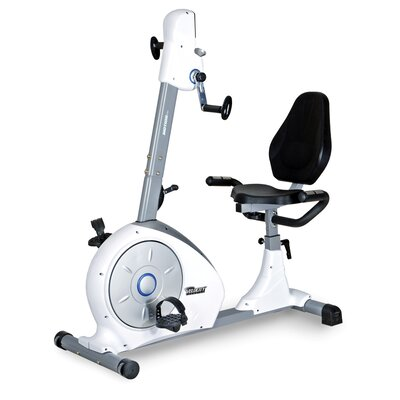 Velocity Fitness Dual Motion Recumbent Bike